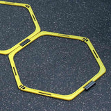 XM FITNESS Agility / Hurdle Hex trainer