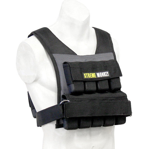 Xtreme Monkey 45lbs Adjustable Commercial Weight Vest