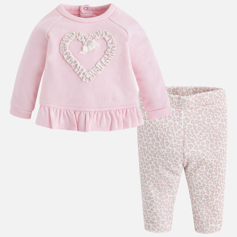 Mayoral - Leggings 2-Piece Set