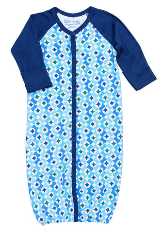 Under the Nile: Convertible Prism Romper - Busy B Kids - 1