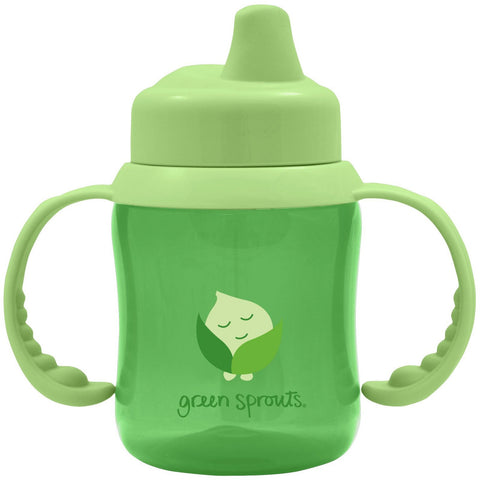 Green Sprouts: Non-Spill Sippy Cups - More Colors - Busy B Kids - 1
