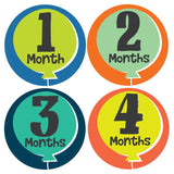 Lucy Darling: First Year Belly Stickers - Busy B Kids - 5
