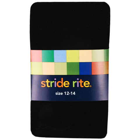 Stride Rite: Microfiber Tights - Various Colors - Busy B Kids - 1