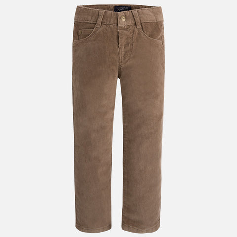 Mayoral: 5 Pocket Corduroy Trouser