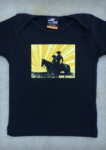 24-7 Daddyhood: Son Rise Tee