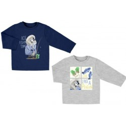 Mayoral - Penguin Tee Set
