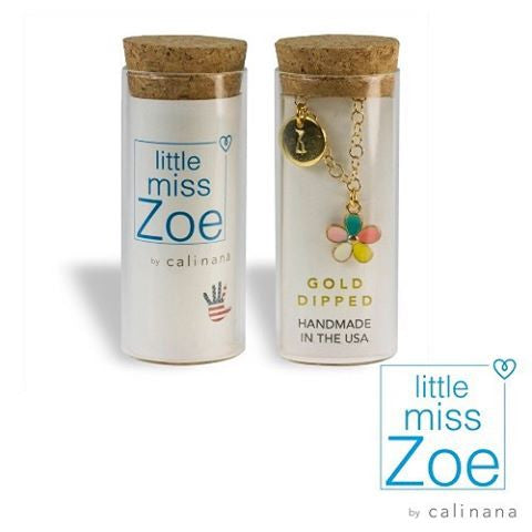 Little Miss Zoe: Bottled Necklace - Busy B Kids