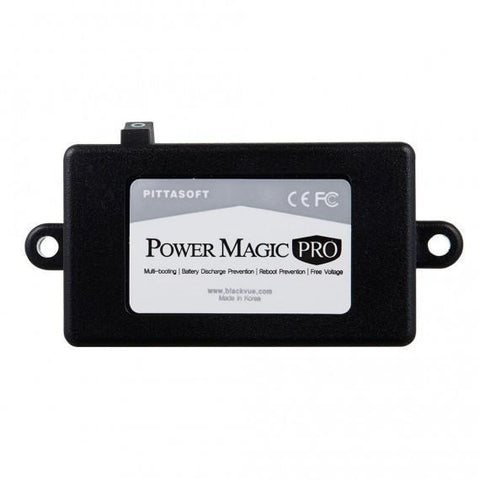 BlackVue Power Magic Pro Battery Discharge Prevention Module