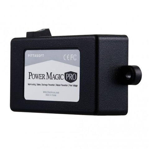 BlackVue Power Magic Pro Battery Discharge Prevention Module - Accessories - DashCam Bros - Dash Cam