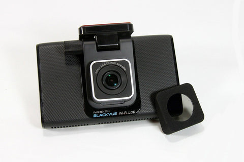 BlackVue DR750LW-2CH Front Camera Clip-On Polarizing Filter - Accessories - DashCam Bros - Dash Cam