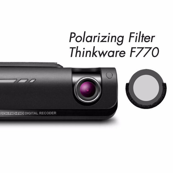 Thinkware F770 Front Clip-On Polarizing Filter