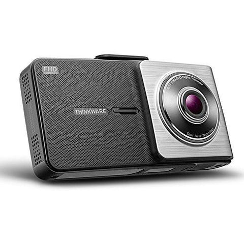 Thinkware X550 Dual Channel 1080p Full HD Dash Cam with GPS and Super Night Vision - Dash Cam - DashCam Bros - Dash Cam