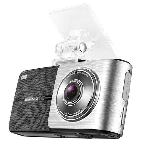 Thinkware X550 Dual Channel 1080p Full HD Dash Cam with GPS and Super Night Vision