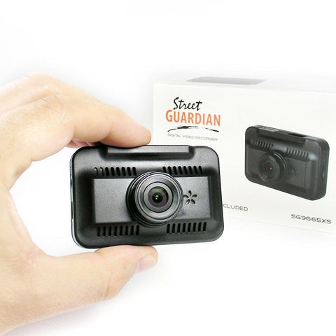 Street Guardian SG9665XS Full HD 1080P Dash Cam