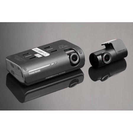 Thinkware F770 Dual Channel 2 Channel Dash Cam With Wifi, GPS Both Cameras