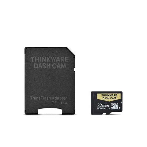 Thinkware SD Card - Accessories - DashCam Bros - Dash Cam