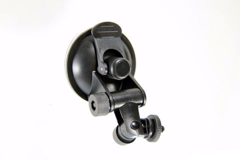 Screw Type Suction Cup Windshield Mount