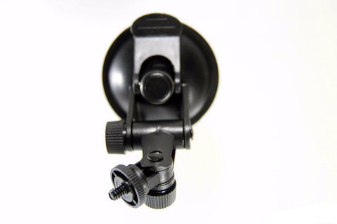 Screw Type Suction Cup Windshield Mount - Accessories - DashCam Bros - Dash Cam