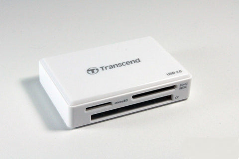 Transcend USB 3.0 Memory Card Reader - Accessories - DashCam Bros - Dash Cam