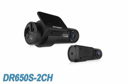 BlackVue DR650S-2CH 2 Channel 1080p HD Cloud-Capable GPS WiFi Dual-Lens Dash Camera - Dash Cam - DashCam Bros - Dash Cam