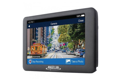 Magellan RoadMate 6630T-LM GPS Navigation (w/ Traffic) + Single Lens Dashcam Combo - Dash Cam - DashCam Bros - Dash Cam