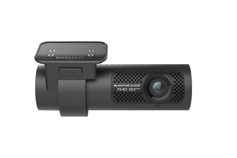 BlackVue DR750X-1CH Single Lens Full HD 1080p HD Dash Cam with WiFi