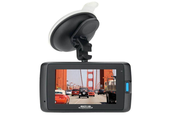 Magellan MiVue 420 Super HD Single Lens GPS Dashcam