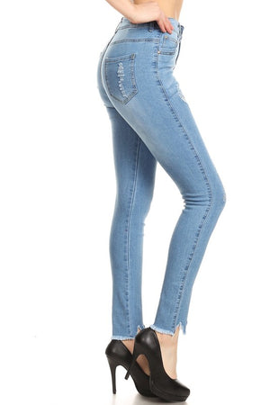 Stretch Light Denim