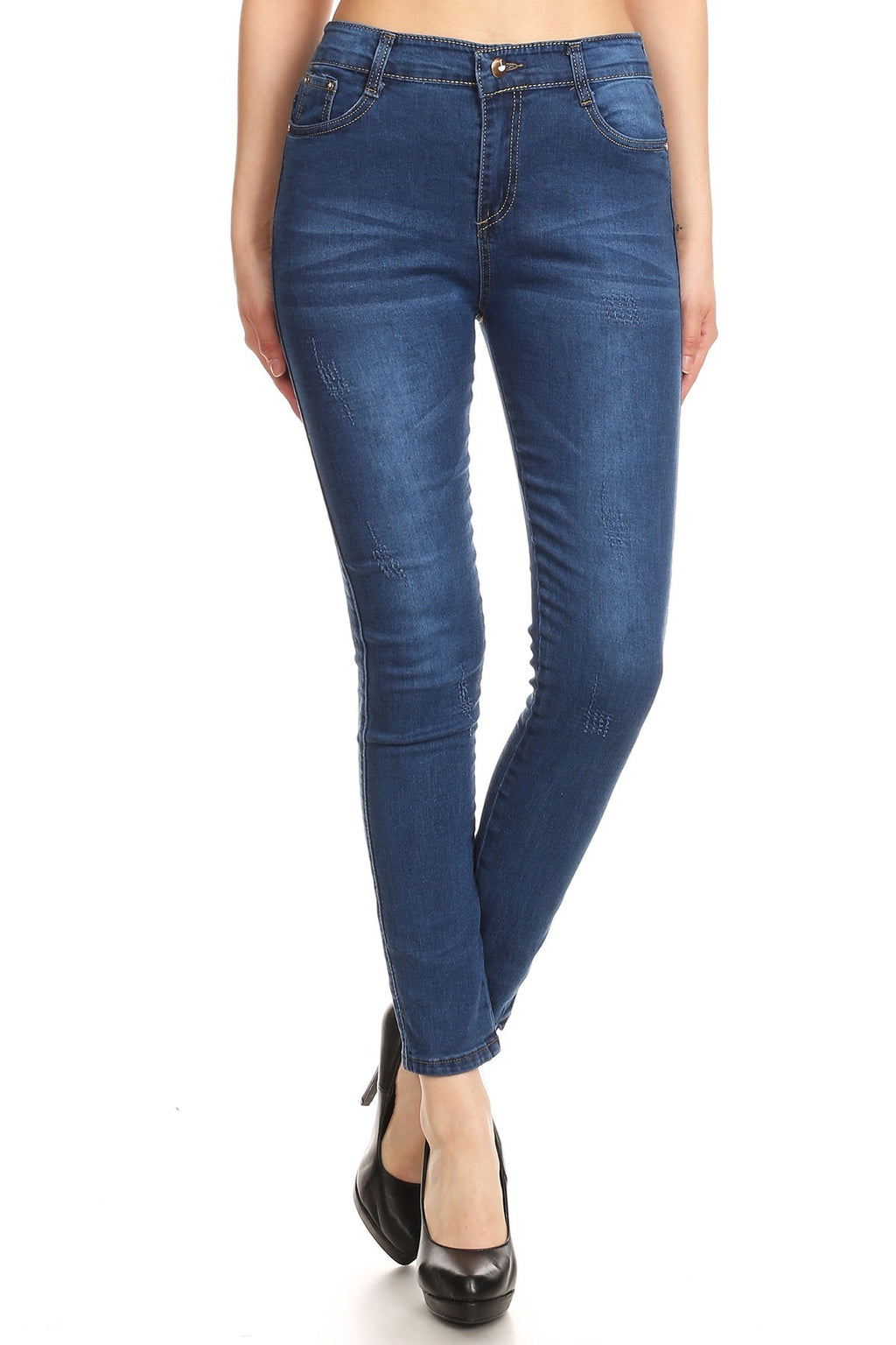 Stretch Dark Denim-2 LEFT!