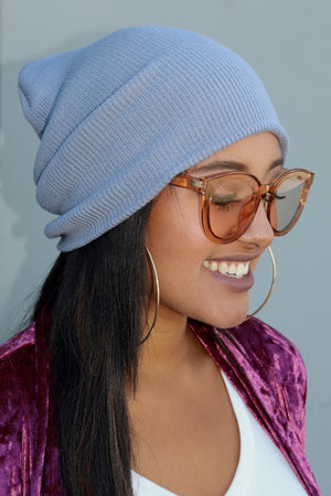 The Basic Slubby Beanie (assorted colors)