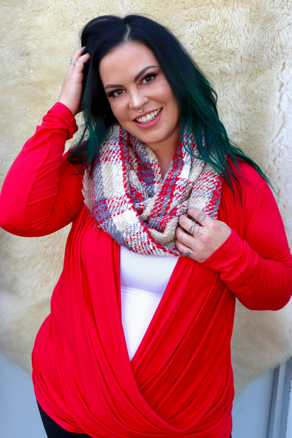 Willow Infinity Scarf