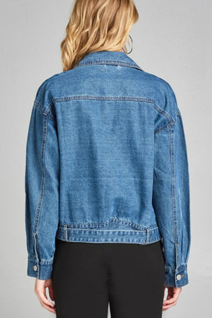 Devlin Denim Jacket-1 LEFT!