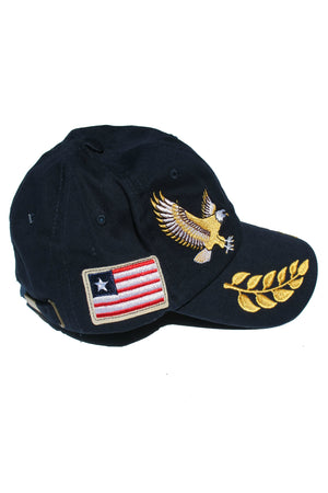 Navy Military Hat