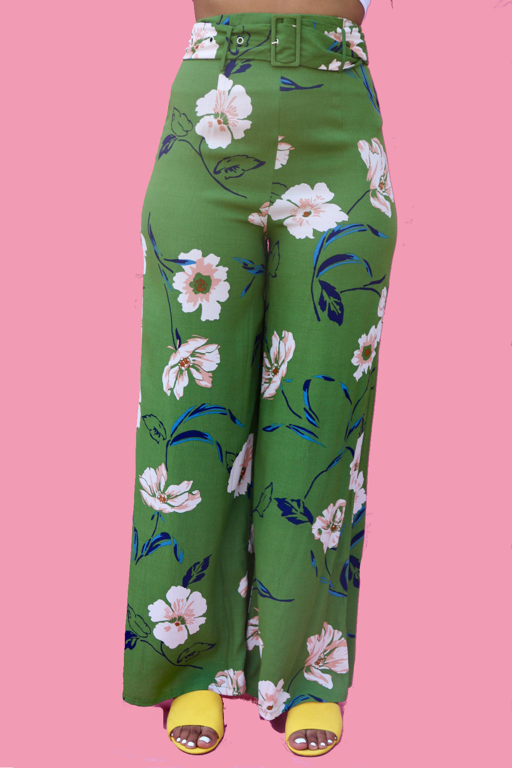 Monet Gaucho Pants-3 LEFT!