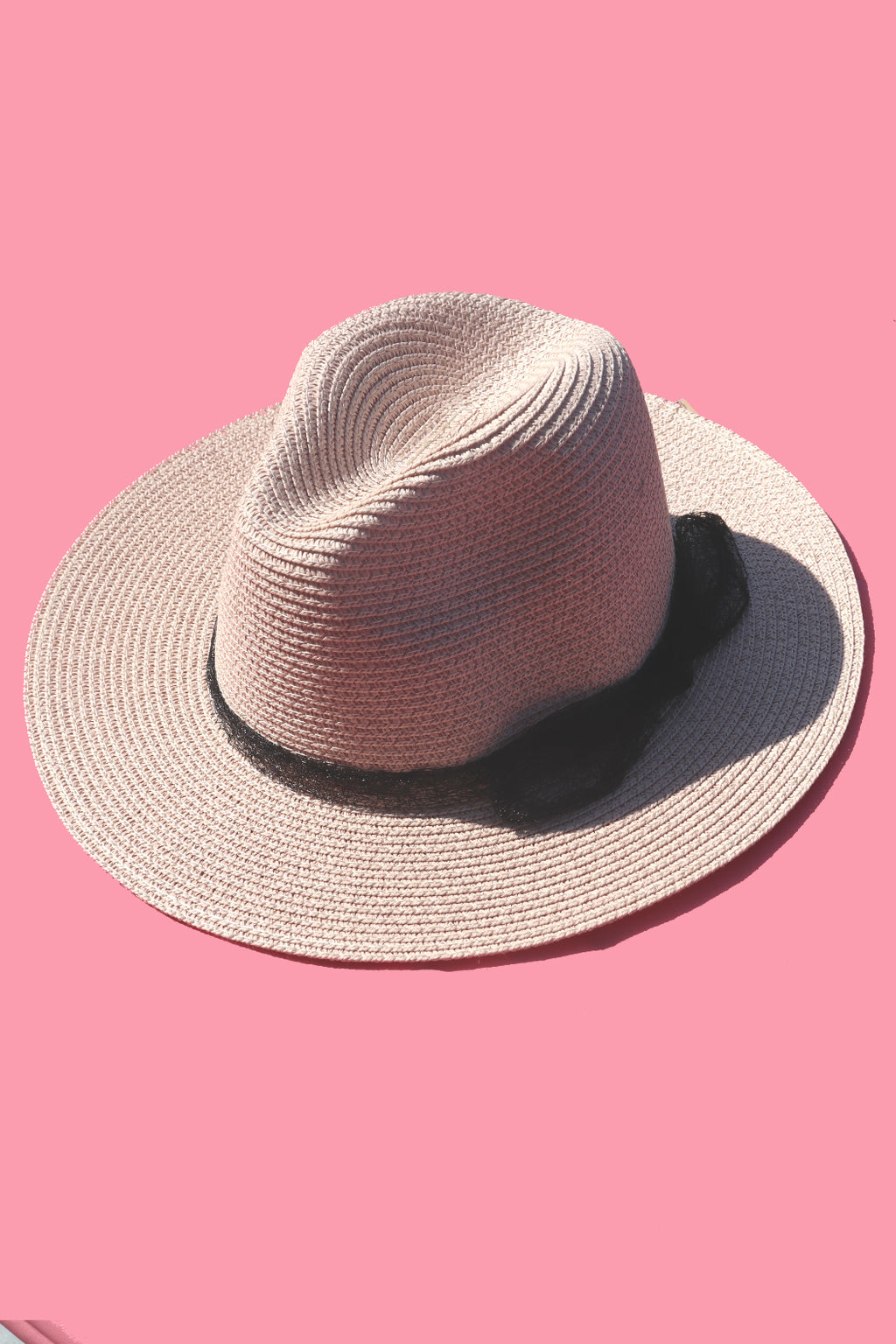 Soft Pink Hat-1 LEFT
