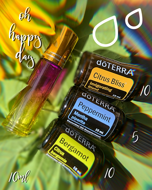 OH Happy Day Essential Oil Blend