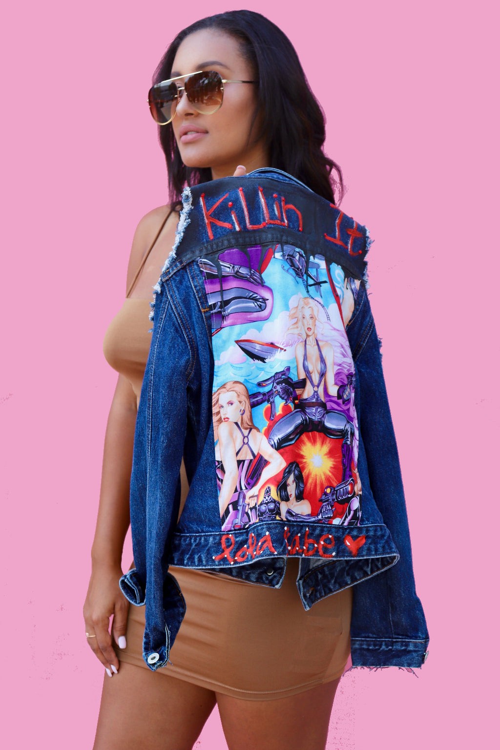 Killin' It Denim Jacket