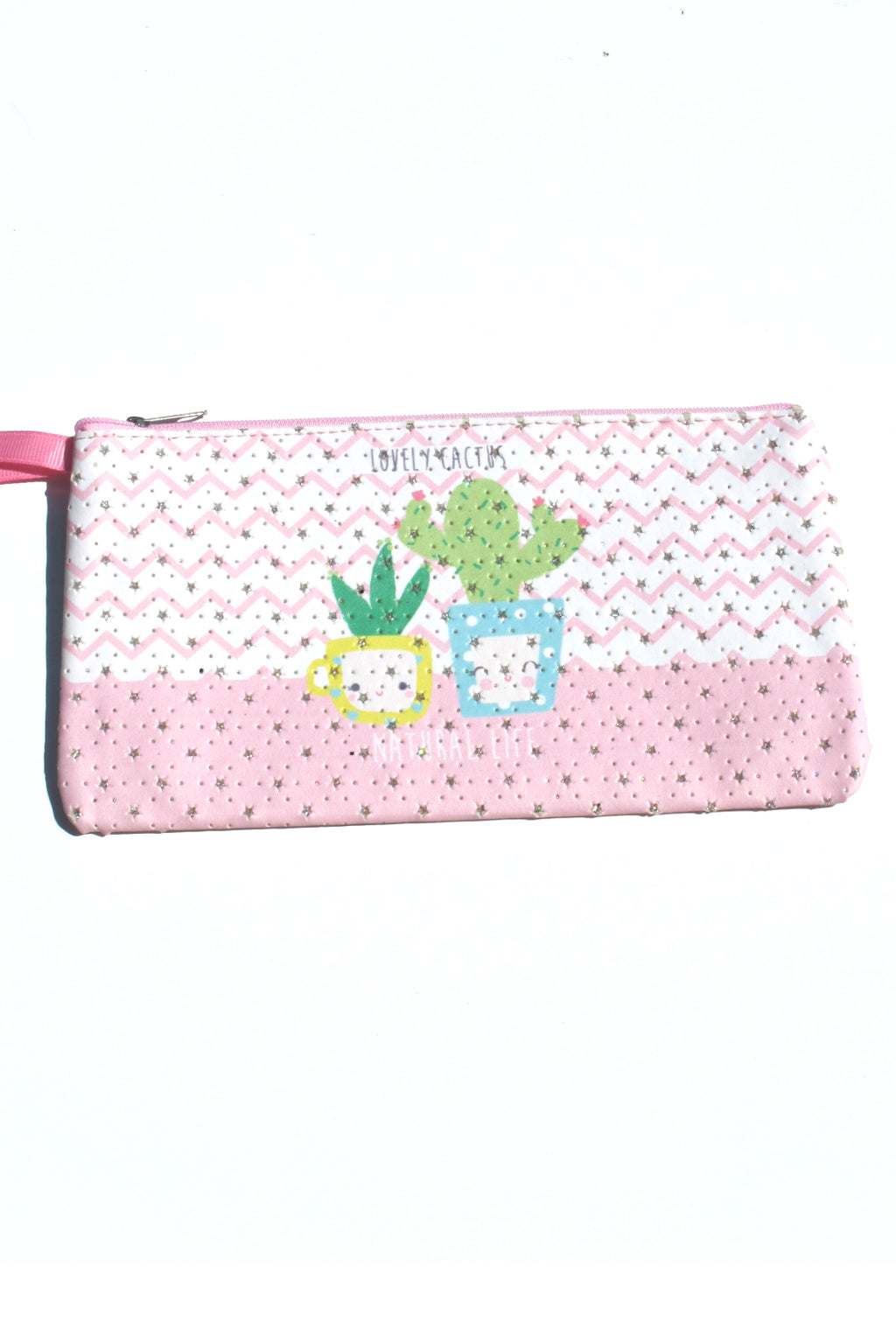 Lovely Cactus Pouch