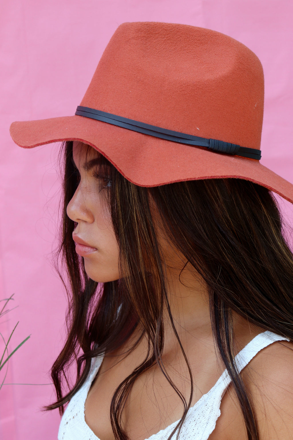 Rustic Floppy Hat