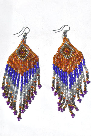 JW Tassel Earrings