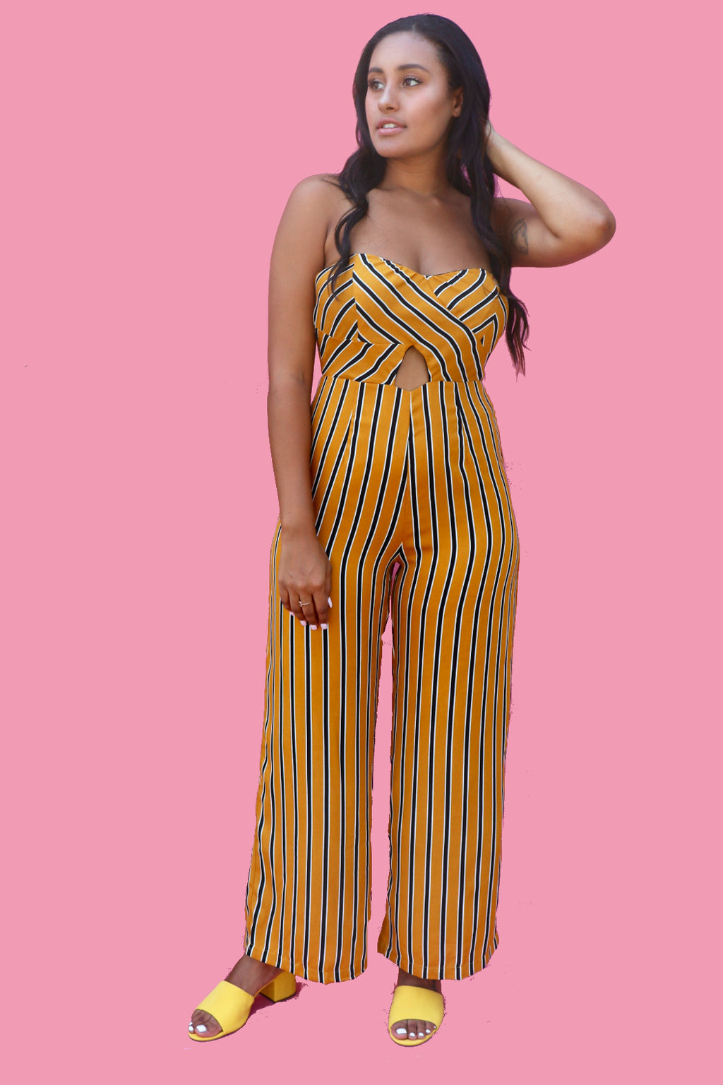 Mustard Dream On Jumpsuit-2 LEFT!