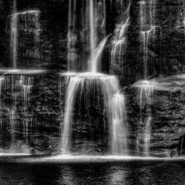 Falling Water by Fraser Clark