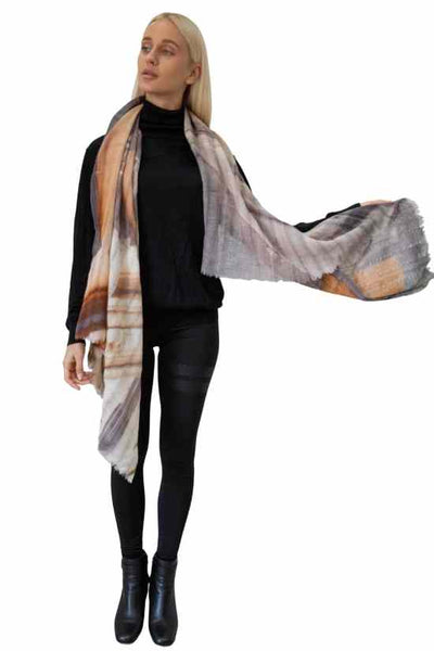 Andrea Cashmere Scarf-Out of Stock