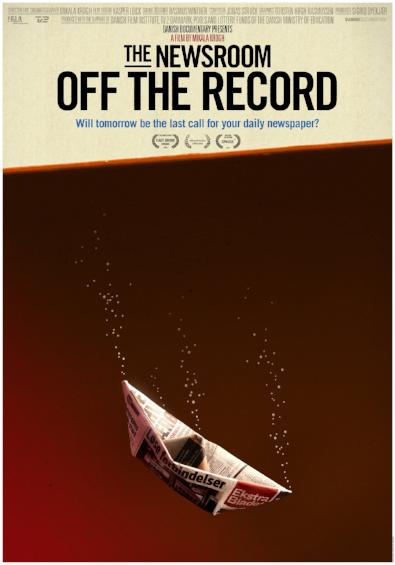 The Newsroom - Off the Record