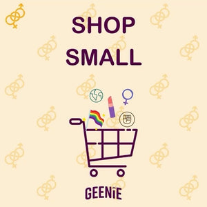 SUPPORT YOUR INDIE BIPOC + WOMXN FOUNDED GANG #SmallBizSaturday