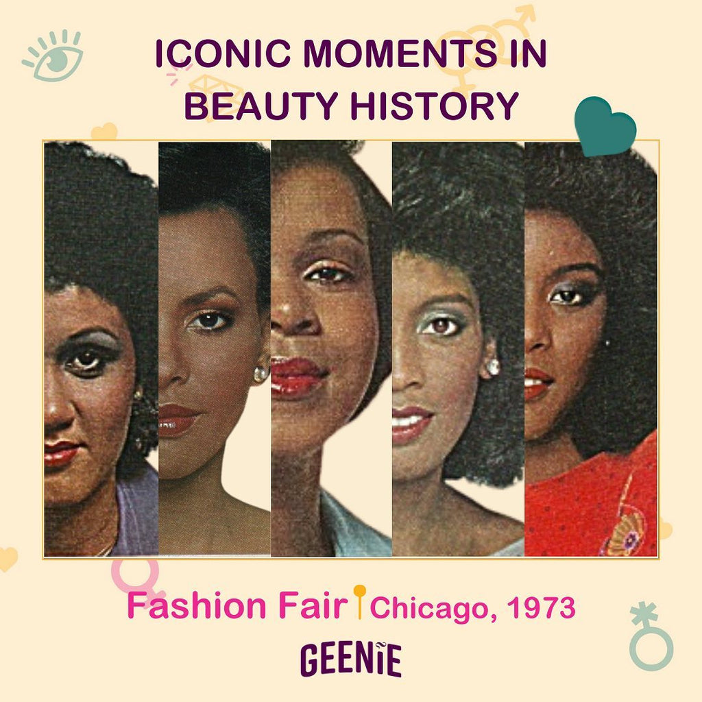 #TBT: Iconic Moments in Beauty...