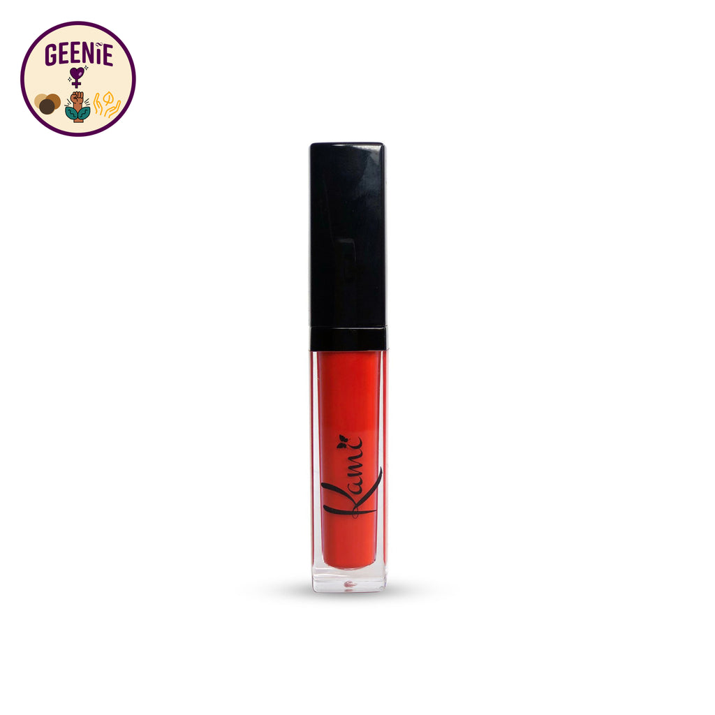 Kami Cosmetics Wanted Red Liquid Matte Lipstick