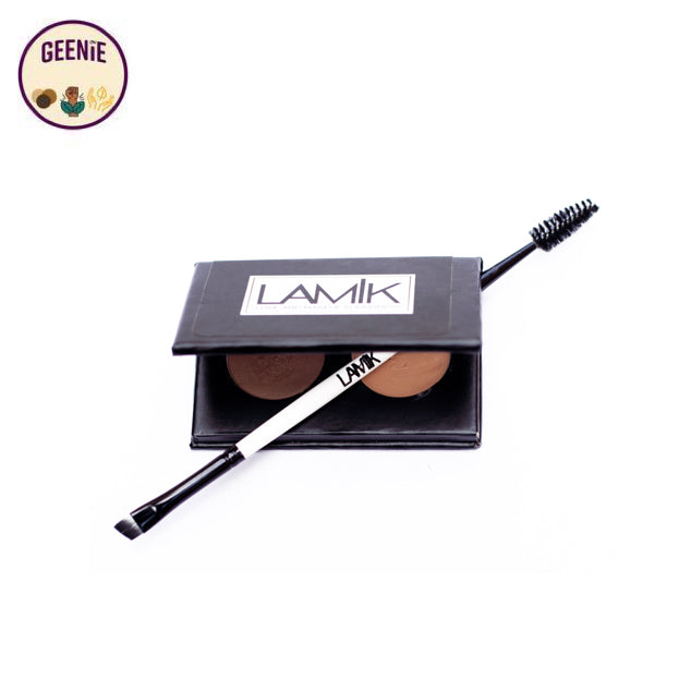 Lamik Celebrity Brow Kit With Brush