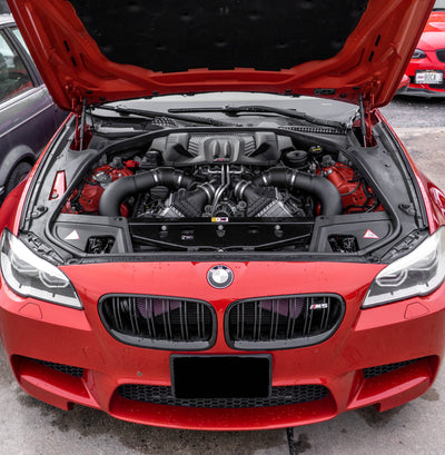 F series M5 / M6 Front Mount Intakes