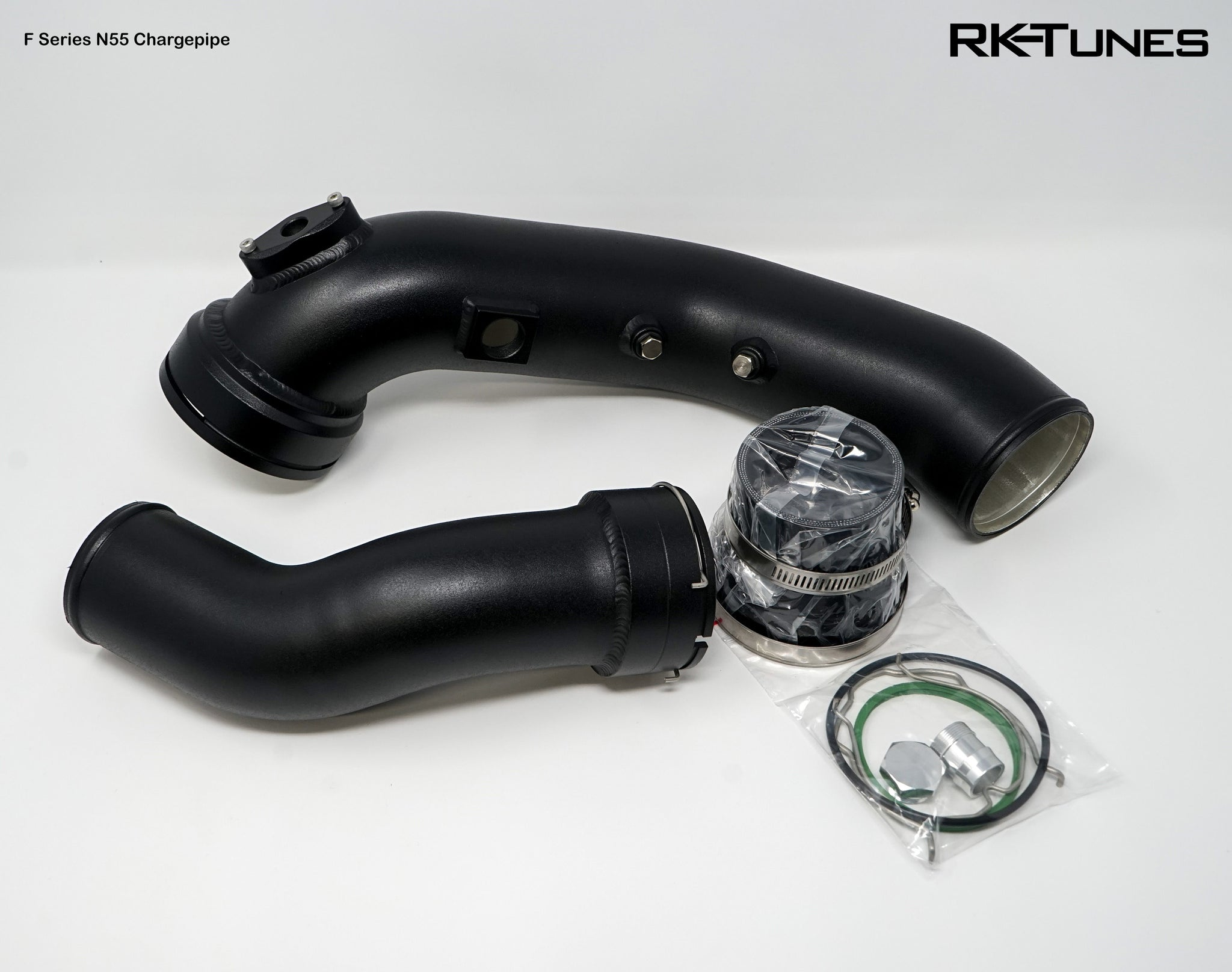 F Series N55 Chargepipe and Turbo Outlet Chargepipe
